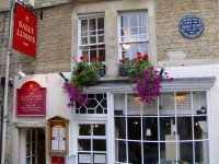 The Original Bakery where Sally Lunn's buns were made