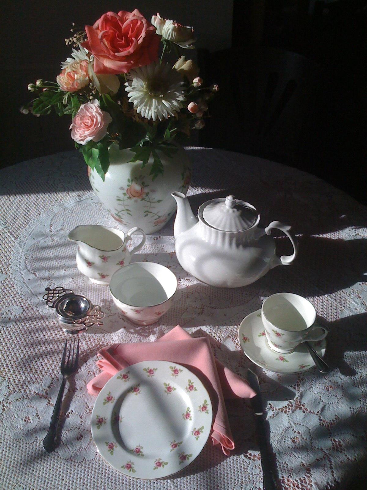 Tea Catering Rentals